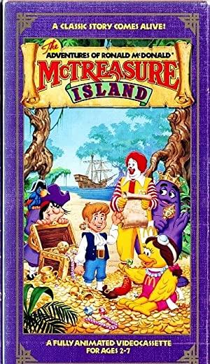 The Adventures Of Ronald Mcdonald: Mctreasure Island