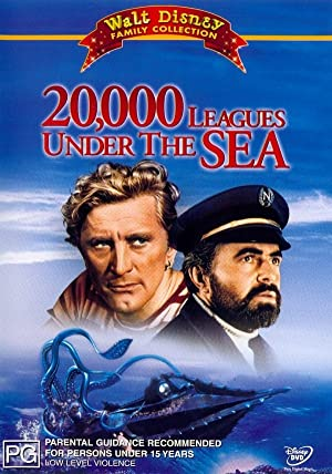 The Making Of '20000 Leagues Under The Sea'