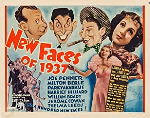New Faces Of 1937