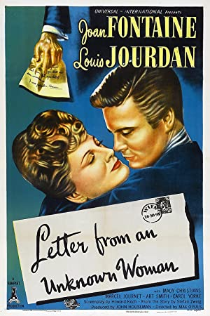 Letter From An Unknown Woman 1948