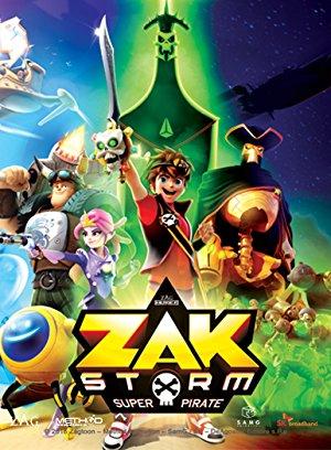 Zak Storm: Season 1