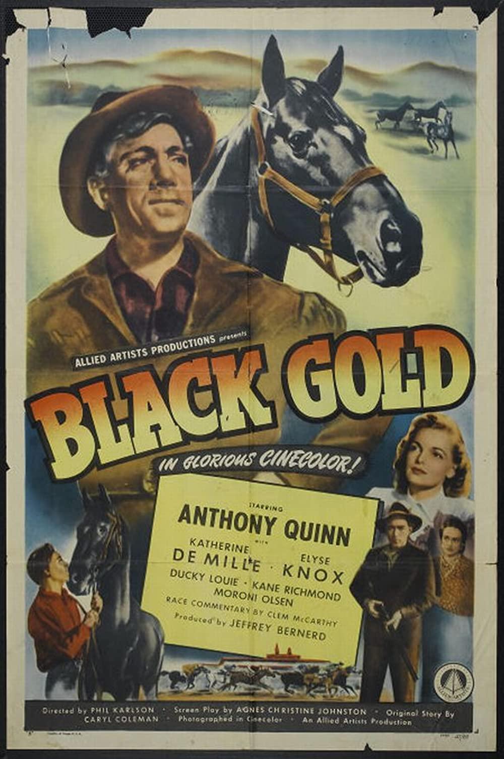 Black Gold (1947)