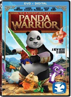 The Adventures Of Panda Warrior