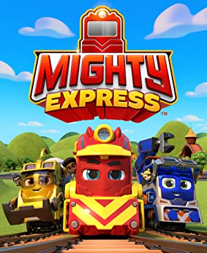 Mighty Express: Season 3
