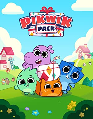 Pikwik Pack: Season 1