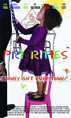 Priorities Chapter One: Money Isn't Everything
