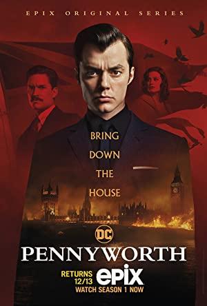 Pennyworth: Season 2
