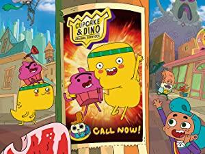 Cupcake & Dino: General Services: Season 2