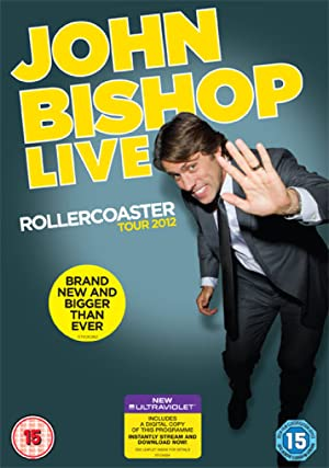 John Bishop Live: The Rollercoaster Tour