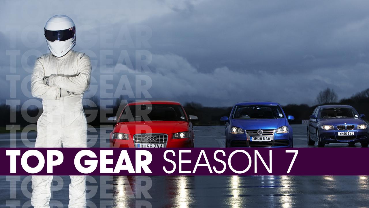 Top Gear: Season 7