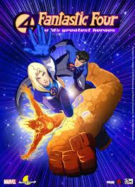 Fantastic Four: World's Greatest Heroes: Season 1