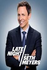 Late Night With Seth Meyers: Season 1