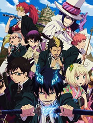 Ao No Exorcist (dub)