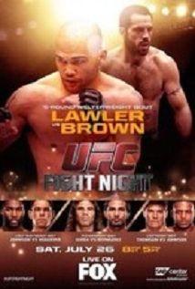 Ufc On Fox 12: Lawler Vs. Brown