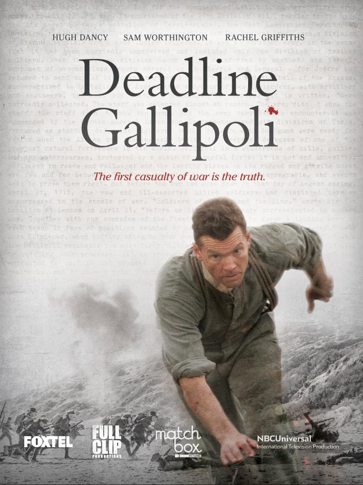 Deadline Gallipoli: Season 1