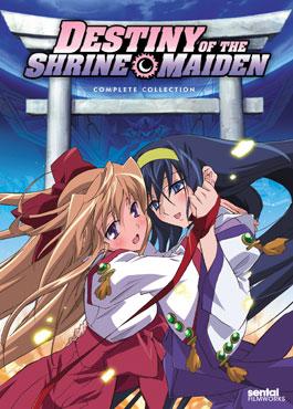 Destiny Of The Shrine Maiden: Season 1