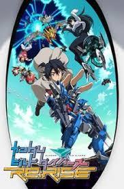 Gundam Build Fighters Gm's Counterattack