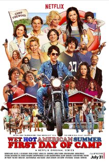 Wet Hot American Summer: First Day Of Camp: Season 1