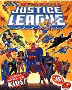 Justice League Unlimited: Season 3