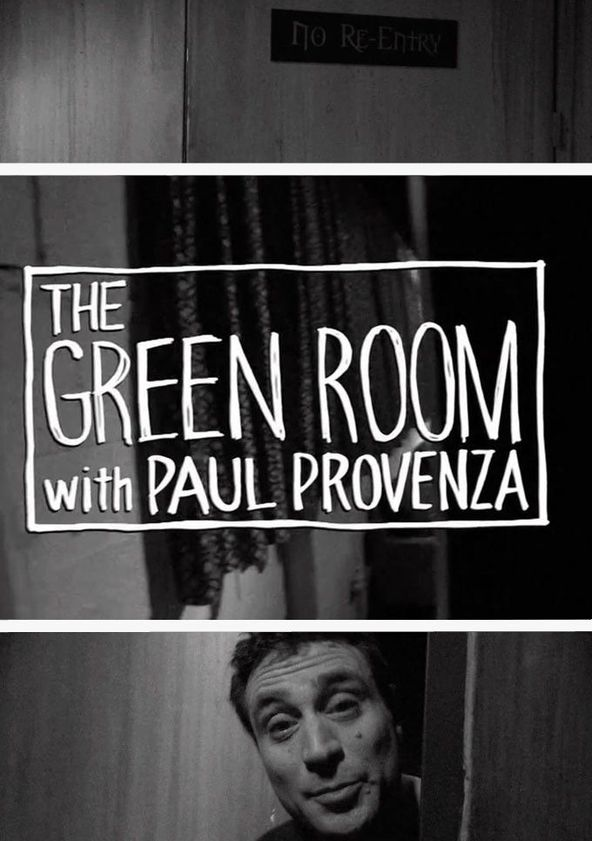 The Green Room With Paul Provenza: Season 1