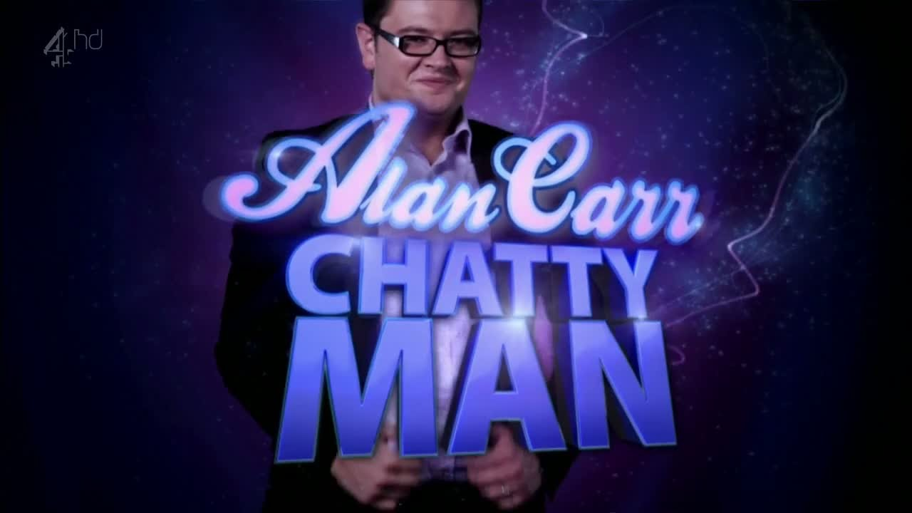 Alan Carr: Chatty Man: Season 12