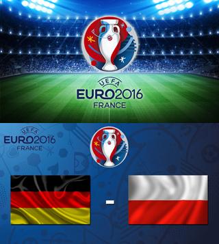 Uefa Euro 2016 Group C Germany Vs Poland