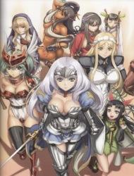 Queen's Blade: Rebellion (dub)