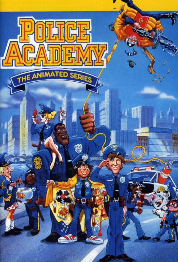 Police Academy: Animated Series: Season 2