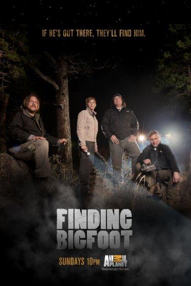 Finding Bigfoot: Season 3