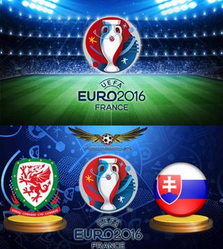 Uefa Euro 2016 Group B Wales Vs Slovakia
