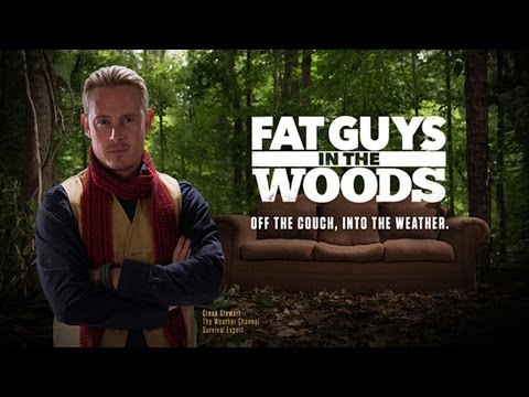 Fat Guys In The Woods: Season 1