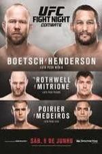Ufc Fight Night 68 Boetsch Vs Henderson