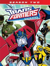 Transformers: Animated: Season 3