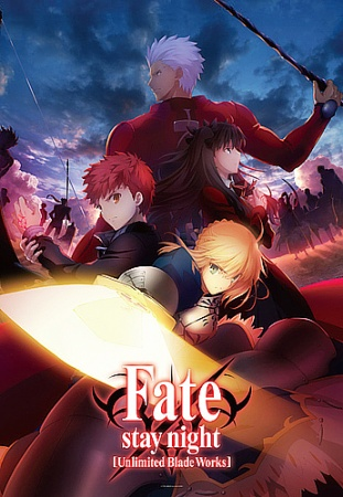 Fate/stay Night: Unlimited Blade Works (dub)
