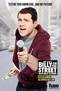 Funny Or Die's Billy On The Street: Season 4