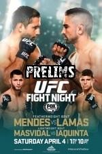Ufc Fight Night 63 Prelims